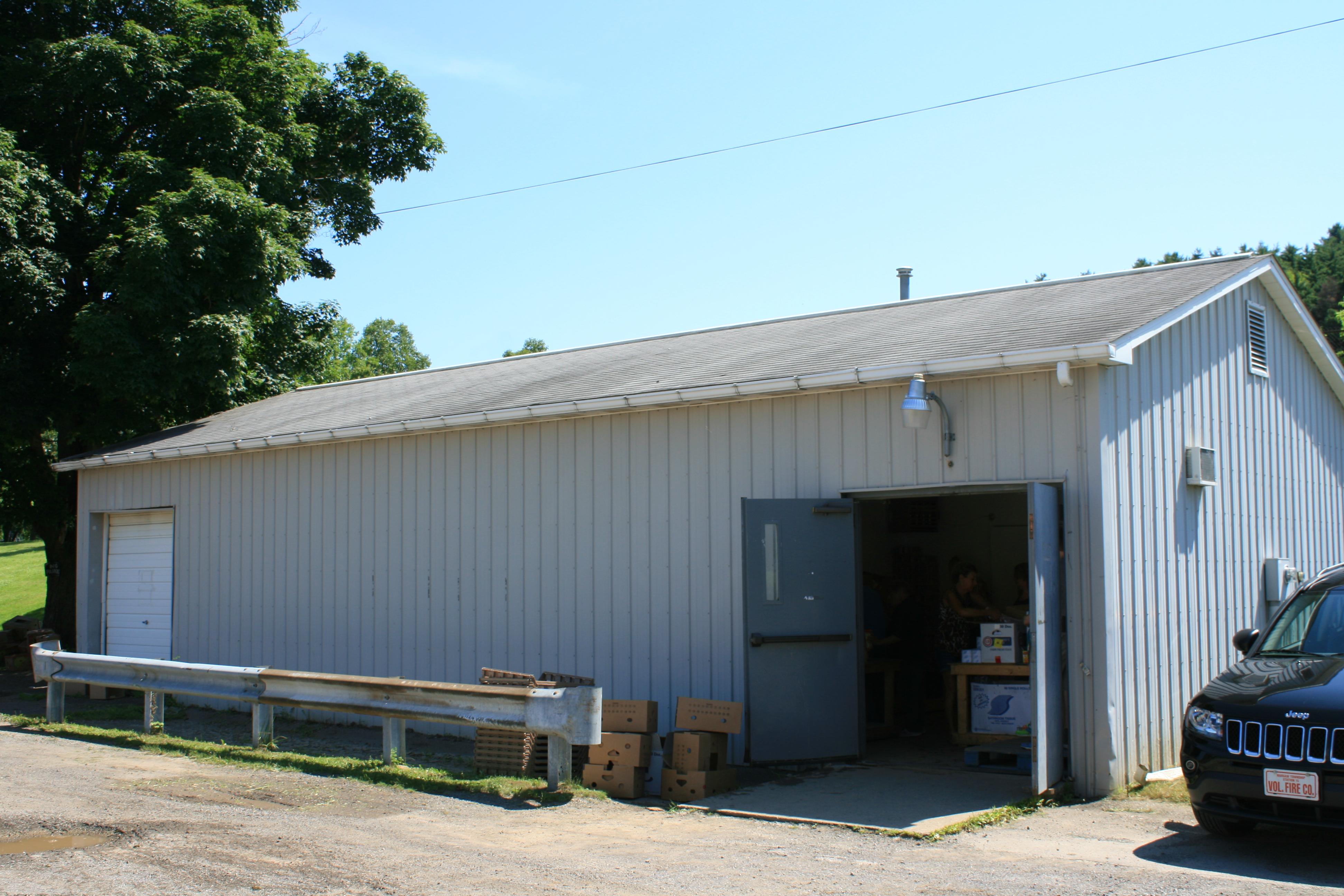 Brookville Pa Food Bank